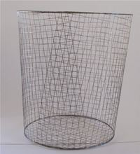 Hot selling rooster basket baskets stainless steel welding wire