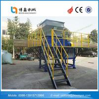 Hot Sell Tyre Plastic Shredder With