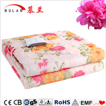 Single Fitted Cotton Electric blanket price