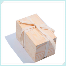 Nature Wood hand craft gift custom Wood Boxes For Fruit Vegetables