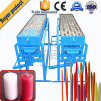 new type home used candle making machine china for export