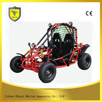 2016 China best quality two seaters four wheels go karts buggy