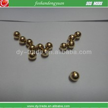 micro brass steel ball