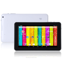 China supplier new 9 inch A33 Android 4.4 512M 8GB WIFI Dual Cameras kids tablet pc