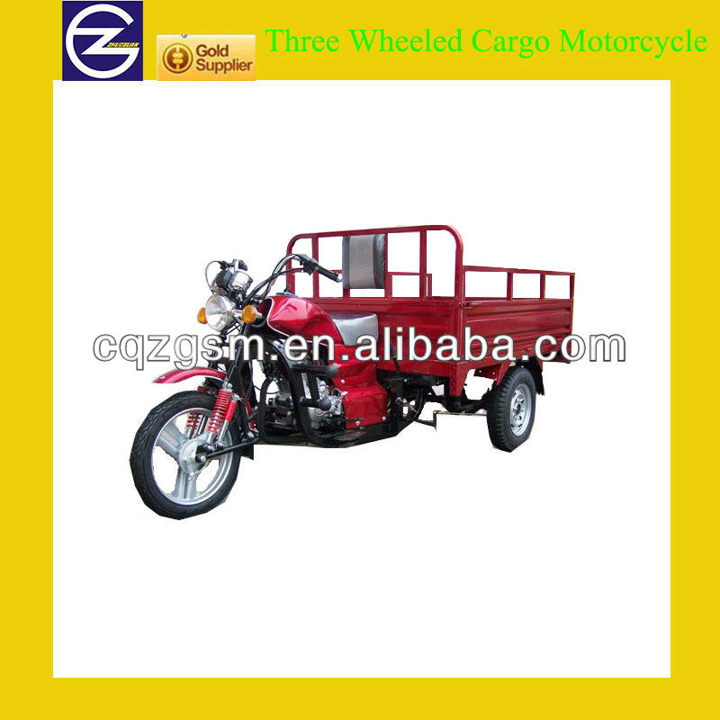 250CC Three Wheeled Cargo Motorcycle For Sale