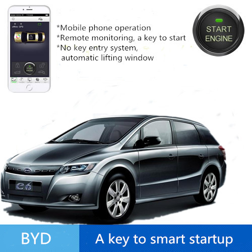 Auto Safaty System car keyless entry smart engine start stop system