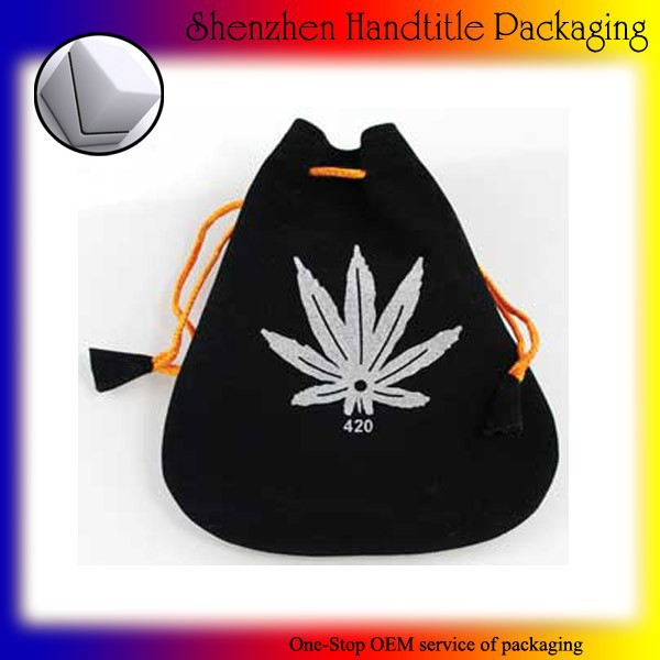 custom velvet drawstring pouch bag velvet bags and pouches with drawstring