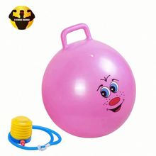 RAMBO Low Cost Bouncing Funny Kids Jumping Yoga Ball Game With Handle