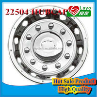 "22504 22.5"" chrome wheel covers for car/bus/truck"