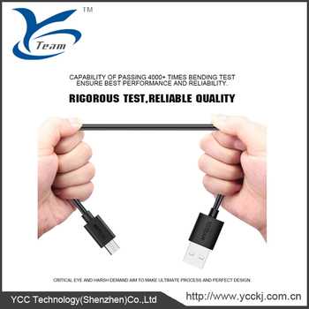 Premium High Speed USB 2.0 Micro-USB to USB Sync and Charge Cables for Android, Samsung, HTC, Motorola, Nokia etc.