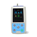 24 H Ambulatory Blood Pressure Monitor with Color LCD