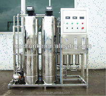 stainless steel water purification plant cost for water filtration & treatment