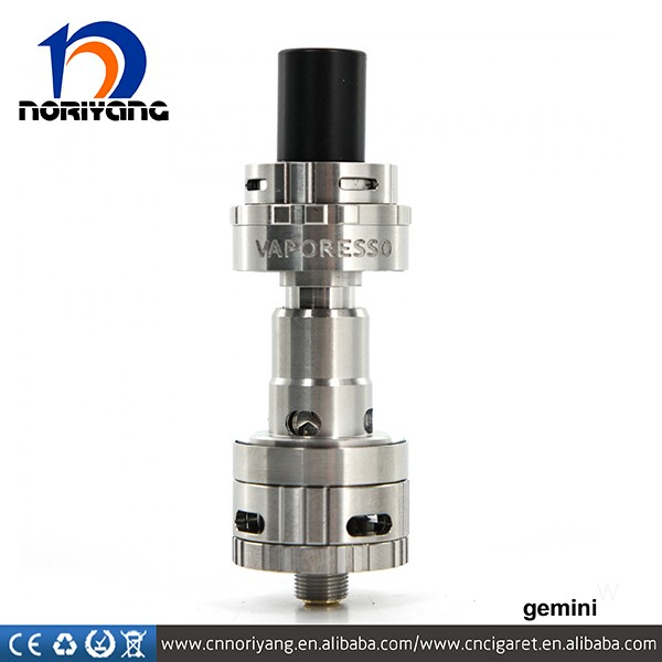 Hottest and Newest Rebuildable Atomizer Vaporesso Gemini Ecig Atomizer Gemini New Clearomizer RTA Tank