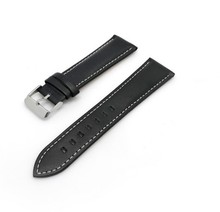 High quality High-grade leather strap genuine leather stitching multi-color multi-size spot Watch Strap Watch Band