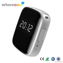 Kids/ Pets real time tracker sim card gps tracking device