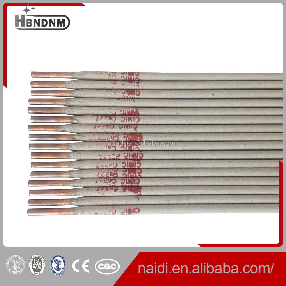 aws ENiCu-7 copper nickel welding electrode price china