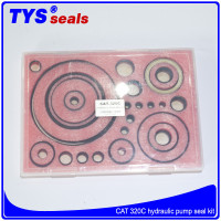 320C Hydraulic Pump Seal Kit for Excavator