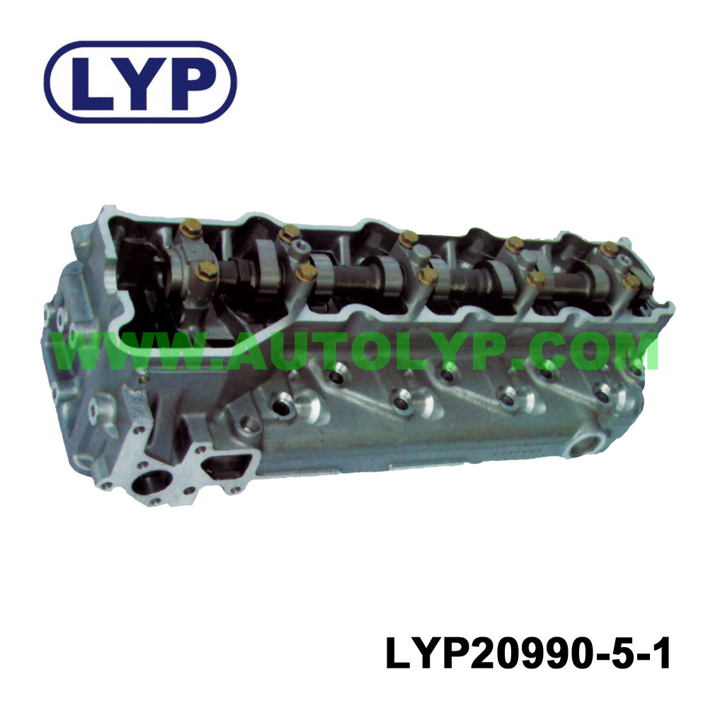 Cylinder Head for engine parts for MITSUBISHI 4M40T