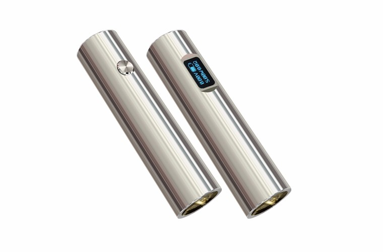 Hot top level tube mod Ehpro mod 101 18350/18650 battery stainless steel vape mod