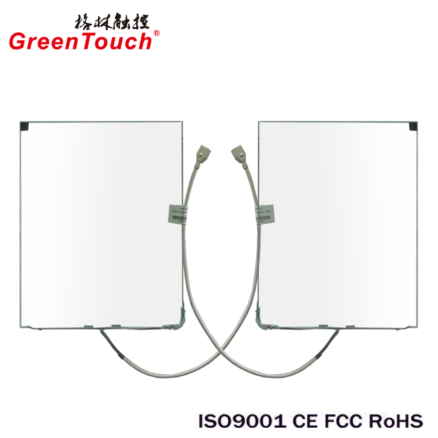 15 Inch Waterproof Touch Screen Ip65 Plastic Frame With Usb Rs232 ...