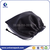China wholesale pu leather golf bag with drawstring
