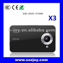 2012 Hot HD 1080p HDMI DVR Recorder Camera Vehicle X3