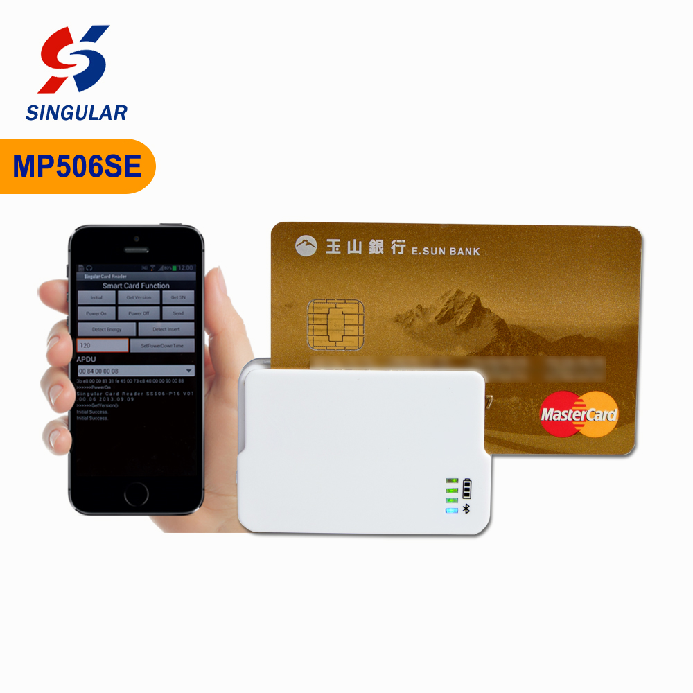 MP506SE Cheap EMV Bluetooth mobile pos terminal