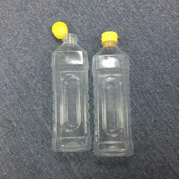 Wholesale SGS certified biodegradable pla water juice bottle disposal drink packaging