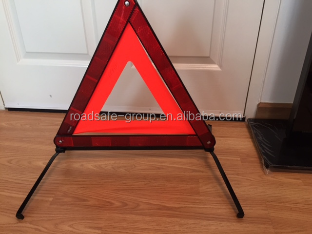safety vest/jacket& warning triangle