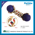 Wholesale Hot Sale Dog Colorful Chewing Rope Pet Toy
