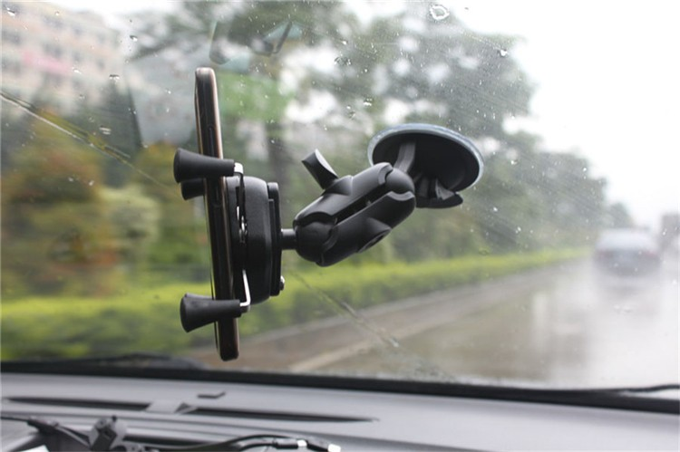 Motorcycle bicycle phone holder use on handle bar for Mobile Phone / GPS