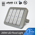 2017 New design aluminium heat sink low price 200W LED flood light with CE RoHS approved