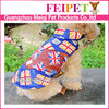 UK style dog windcoat pet clothes grey dog costume