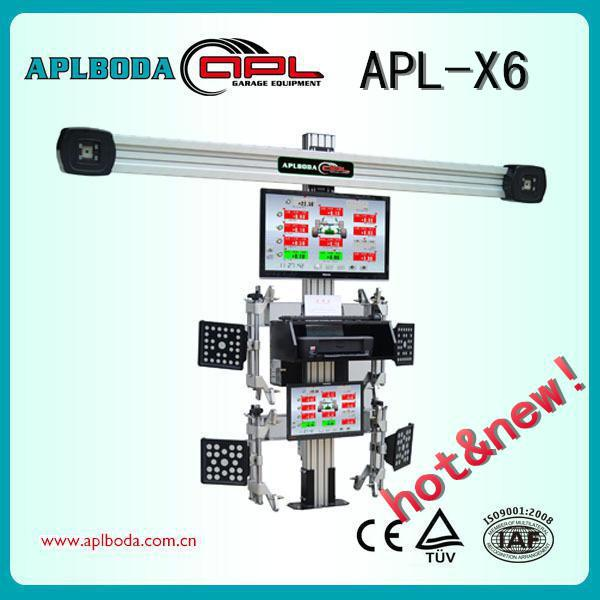 3D wheel alignment (APL-X6)