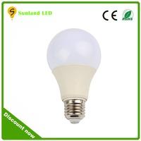 3W 5W 7W 9W 12W ce rohs e27 b22 warm white cool white color temperature e27 led light bulb price ,light bulb manufacturers