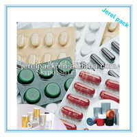 pharmaceutical packaging pvc pvdc film