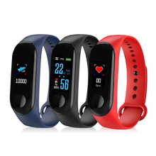 M3 <strong>Smart</strong> Bracelet <strong>Watch</strong> Fitness Tracker Sport Wristband Heart Rate Blood Pressure Monitoring Band <strong>watch</strong>