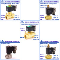 China manufacture 12 volt solenoid valve plastic pressure relief valve with high quality