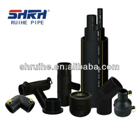 plastic high density polyethylene hdpe pipe 40mm
