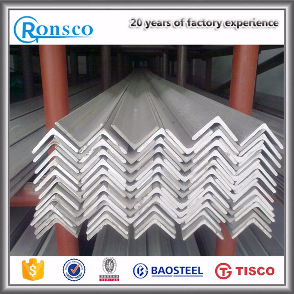 25*25*4mm stainless steel bar, 316