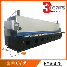 IN STOCK galvanized sheet metal guillotine hydraulic ms sheet cutting machine with CE