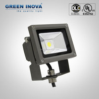 Bronze 5 years warranty cULs 110-130lm/w LED flood light