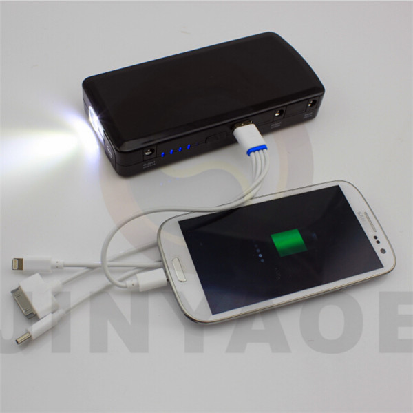 China Manufacturer Legoo power bank Mini Battery Jump Start Battery Charger
