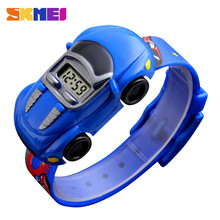 Low price time date function flashing kids watches made in china