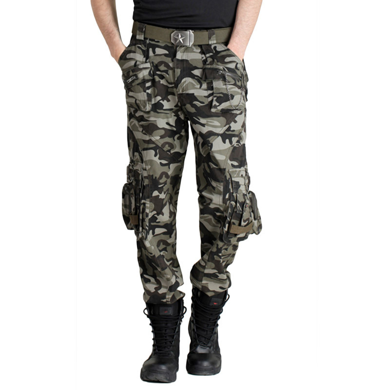Men and women camouflage trousers,commando combat trousers