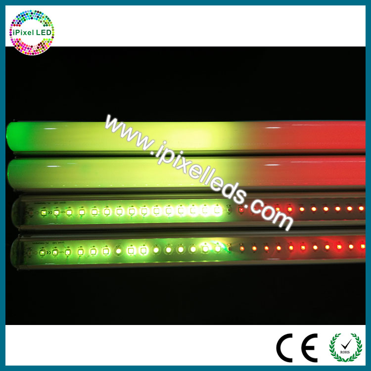 Programmable waterproof dmx512 led tube light 12v led aquarium light