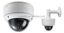 New Dome H.264/H.265 Realtime IP CCTV Camera System