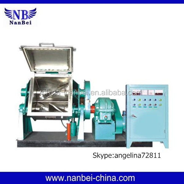 High speed paint rubber dispersion kneader