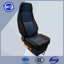 Volvo Fabric Truck Driver Seat with Air Spring , Truck Parts