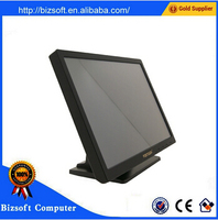 Bizsoft POSTOUCH 1718 TFT LCD desktop touch monitor with VGA / USB
